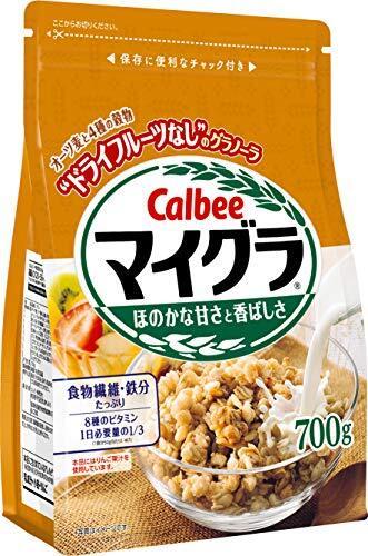 カルビー マイグラ 700g×6袋
