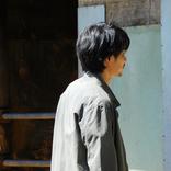 中村蒼、斜め後ろからもわかるヒゲ姿に「渋くて好き」