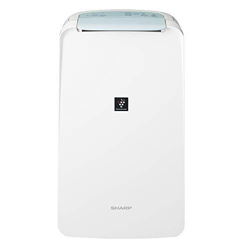 シャープ 除湿機 衣類乾燥 7.1L / プラズマクラスター 7000 スタンダード 8畳 / 2020年モデル ホワイト CV-L71-W