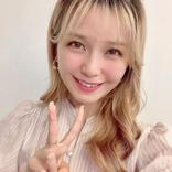 宇野実彩子、ドリカムとの共演で幸せ笑顔。ポニーテールが可愛すぎ!