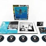 ニルヴァーナ、日本公演のライブ音源を収めた『ネヴァーマインド』30周年記念盤が11/12に発売決定