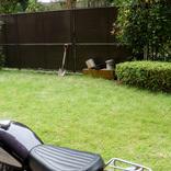 庭の手入れには「ナイロンワイヤー式芝刈り機」を全力ですすめたい。壁やベランダの際部分まで安心して刈り込めるよ~│マイ定番スタイル