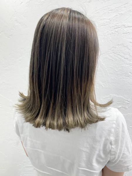 秋冬トレンドの髪型10
