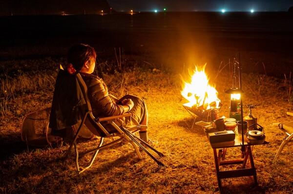 ユニフレーム 焚き火トング550