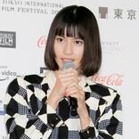 <東京国際映画祭>橋本愛、映画に「人生をまるごと救われた」体験を告白