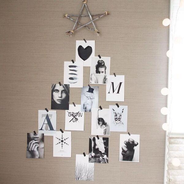クリスマスツリーDIY11