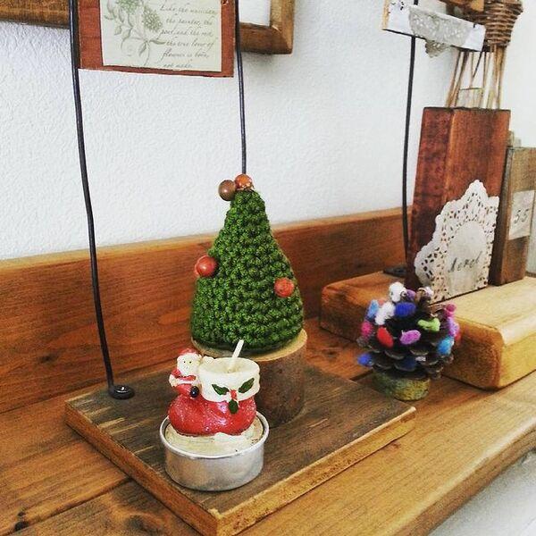 クリスマスツリーDIY6