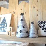 おしゃれなクリスマスツリーをDIYしよう!自分だけの簡単なオリジナルの作り方