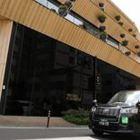 隈研吾建築ツアー in Tokyo 観光タクシーでロースタリーも