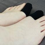「ひょっこり親指」にお悩みの方は必見! 靴下が破れなくなる便利グッズに「欲しかったのはコレだ」と叫ぶ