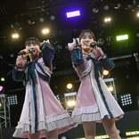 """HKT48""""なこみく""""矢吹奈子&田中美久、名ユニット楽曲続々カバー「成人なこみくです」<TIF2021>"""