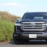 トヨタの新型「ランドクルーザー」に試乗! 走りはレクサスLXに近い?
