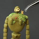 ラピュタの『ロボット兵』を砂糖で再現 アツアツの飲み物に投入すると…?