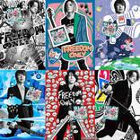 GLAY、アルバム発売を記念して東阪の駅構内でポスター展を開催!