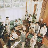 SEVENTEEN、メンバーの自由で穏やかな様子を写した新アルバム『Attacca』のオフィシャルフォトOp.1が公開