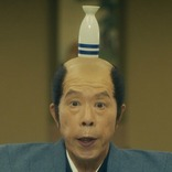 岡本信人、地元・岩国市のPRで「徳利」になりきる!?日本酒におすすめの野草レシピは…