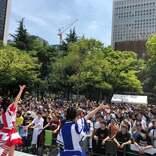 食フェスと音楽フェスの大型コラボ「超!喰らいマックス」代々木公園で12月開催が決定