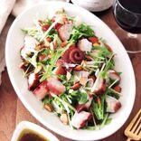 美味しくて無限に食べられる水菜のおつまみレシピ。ささっと簡単な作り方をご紹介