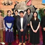 近藤春菜、吉高由里子主演ドラマ現場に潜入 清野菜名&坂口健太郎の現場にも