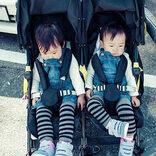 「ベビーカーで乗り込んでも移動してくれない」大山加奈さんが双子連れでの電車移動で感じた困難