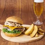 【仕事終わりはコレだ!】フレッシュネスでアサヒ生ビール×ハンバーガーを楽しもう