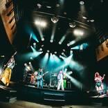 Gacharic Spin、結成12周年記念ONLINE LIVEで計21曲をパフォーマンス!yuri(Dr.)も8か月ぶりに復帰!