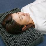 通気性抜群! 注目のプルプル枕「DEMOR」で眠ってみた