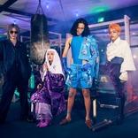 女王蜂、完全生産限定盤New Single『KING BITCH』ジャケット写真&ティザー映像公開