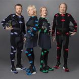 ABBA、11月5日発売のニュー・アルバム『ヴォヤージ』の先着購入特典デザインが決定