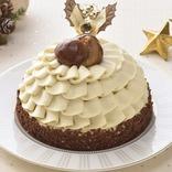 銀座コージーコーナーから2021年クリスマスケーキ限定登場 12月中旬まで予約受付