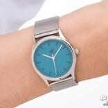 身につけるだけで心が豊かになる『Amulet Watch(アミュレットウォッチ)』世界に誇る日本の布が高級感を演出する腕時計