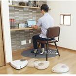 ロボット掃除機ルーロが進化、「在宅掃除モード」と「音声プッシュ通知」が可能に