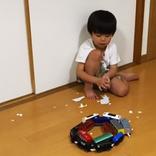 4歳児が自作した発明品がすごい!「天才すぎる」「令和のエジソン」