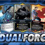 スーパーマン、バットマン、ワンダーウーマンなど、DCコミックスの人気キャラクターが戦う! オンライン・トレーディングカードゲーム『DC デュアルフォース』!