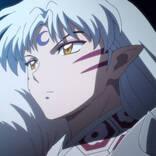 『半妖の夜叉姫』第27話「銀鱗の呪い」先行カット&あらすじをUP! 殺生丸の手を握るりんだが…!?