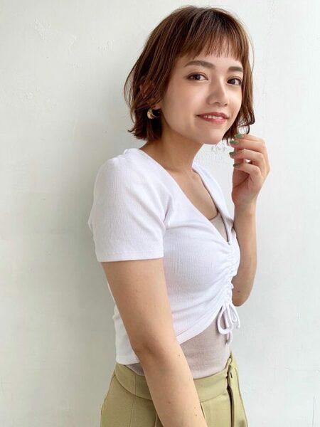 韓国風レイヤーカット9
