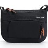 財布付き! 9個のポケット&撥水加工の多機能ショルダーバッグ
