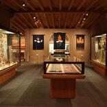 静岡市立芹沢銈介美術館の開館40周年記念 特別展「芹沢銈介の日本」を開催中