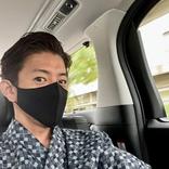 木村拓哉、久々のマスクなし姿!口を尖らせロックポーズ!