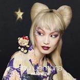 shu uemura、世界的人気を誇る日本の国民的キャラクターとコラボした2021ホリデーコレクション『shu uemura x HELLO KITTY』誕生