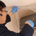 エアコンから「ゴキブリが出てきたことも」清掃業者が教える簡単ケア