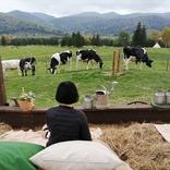 【リゾナーレトマム宿泊ルポ 前編】広大な自然に育まれた牛や羊と戯れ、旬の味覚を楽しむ