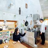 気分が上がる狭小キッチンが、面積19㎡の平屋にできた。設備も道具もいい感じ