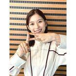 芳根京子、モコモコファッションで優雅な秋ピクニック姿が可愛すぎ!