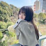 大原優乃、ストロー咥えて見つめる姿が完全に彼女目線!