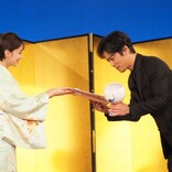 倉科カナ、艶やかな着物姿で登場 桐谷健太が三船敏郎賞受賞 『京都国際映画祭2021授賞式』