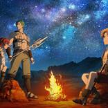 TVアニメ『無職転生』、Blu-ray第3巻の描き下ろしアニメビジュアルを公開