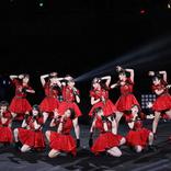 つばきファクトリーが武道館初ライブ、リーダー・山岸「ステージに立てて感激」