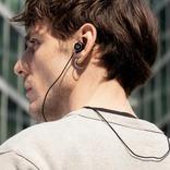 V-Moda初のワイヤレスイヤホン「Hexamove」紛失防止ワイヤーがあるの優しい