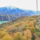 スキーの前に紅葉狩り 苗場の見ごろがピーク
